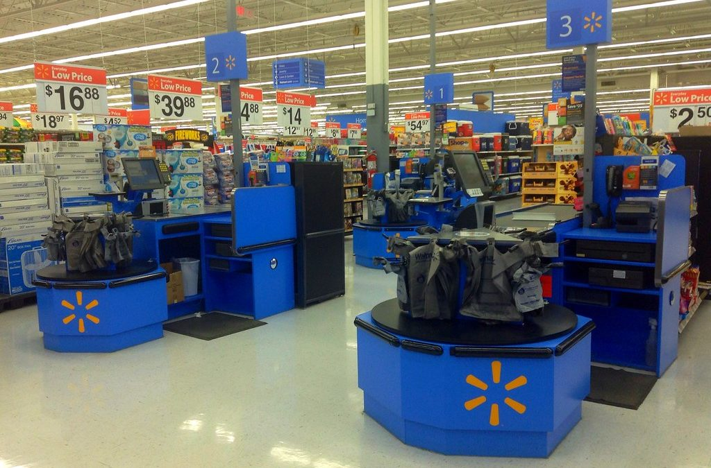 L'emploi en question, l'exemple Walmart