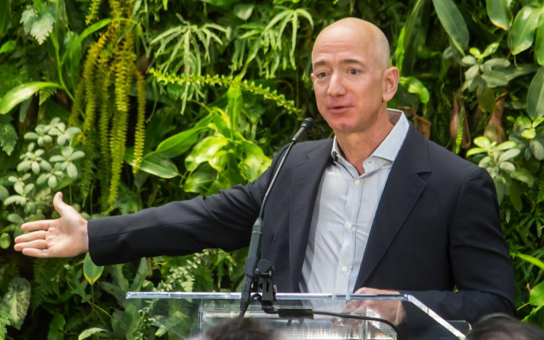 L'affaire Bezos, bientôt un best-seller !